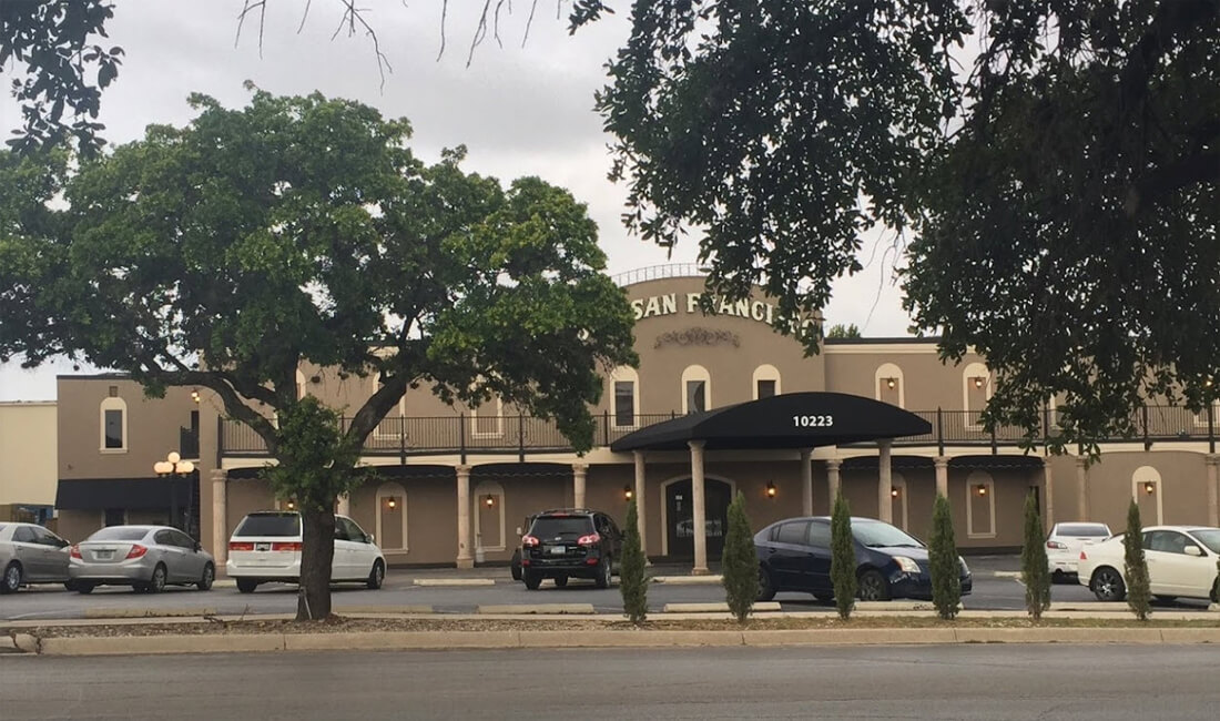 Old San Francisco Steakhouse   Serving San Antonio for 40 years